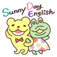 Daily English Phrases Stickers