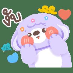 Softy Pastel Dog