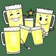 Alcohol Sticker 2