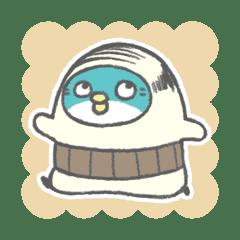 PP mini 小小企鵝 - 小老頭