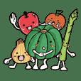 野菜・果物のやさしさ