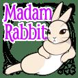 Madam Rabbit / English