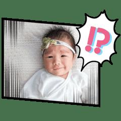 笑曦曦寶寶-Baby XiXi