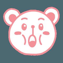 pink bear n mood