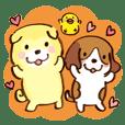 Honwaka-biyori dogs
