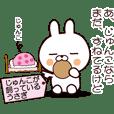 Junko's rabbit