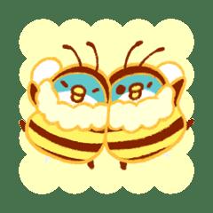 PP mini 小小企鵝 - 蜜蜂裝
