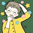 ベビーフェイスのシニアちゃん5☆丁寧語