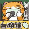 Lan Lan Cat - stay safe
