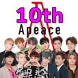 Apeace「10周年記念」