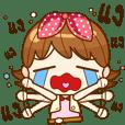 Mari Chan, I'm Pink girl