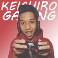 Keichiro Gaming Stickers