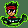 ตกปลา ชะโด1