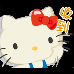 鋼彈vs Hello Kitty(Kitty版)
