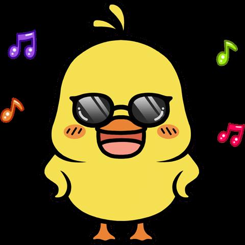 Cute Little Chick : Pop-up