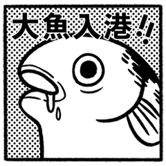 春天先生:大魚入港