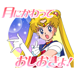 Pretty Guardian Sailor Moon (Animated)