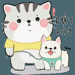 Mutu & Mantou meow meow ver.3