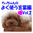 toy poodle LUCK 2