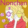 Nonchan only sticker!