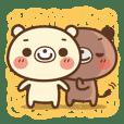 White bear & Devil bear(tw)