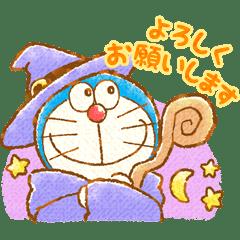 Doraemon's Heartwarming Stickers