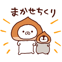 Penguin and Cat Days: Warm and Cuddly