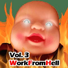 一緒リモートワーク Work From Hell