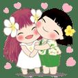 Little Angel and Little Devil 39 Flower
