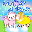 花とわんにゃん♡ 梅雨・夏