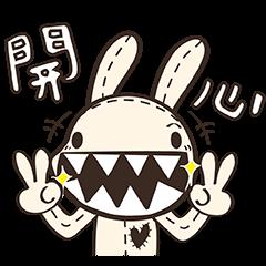 Foufou Bunny's Daily Life