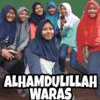 ALHAMDULILLAH WARAS!