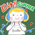 [BIG]ハイ! ハッピーガール!SUMMER