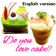 To those who love cake2 English version