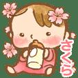 Baby's Sakura