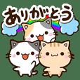 ちびネコセット【夏】2