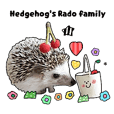 Hedgehog's Rado family