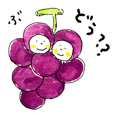 RINGONOKO FRIENDS 003 GRAPE-GIRL