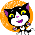 KURO MEOW : More Emo Anime 1
