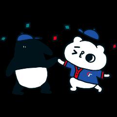 Cherng × Second Home Run Taiwan!