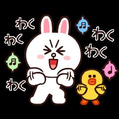 オノマトペ♪BROWN&FRIENDS