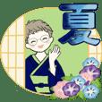 ベビーフェイスシニアちゃん6☆夏の気遣い