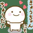 kyouchann sticker