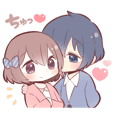 STICKER FOR COUPLES 2