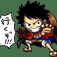 ちびワンピスタンプ4【ONE PIECE】