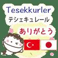 トルコ語と日本語
