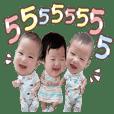 Triplets P