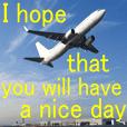飛行機のつぶやき005E