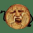 友好的餅乾人