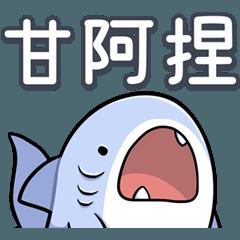 小鯊魚哇鯊米